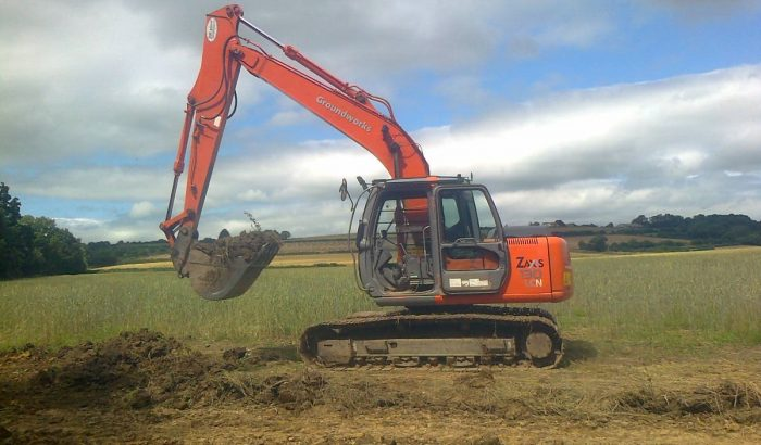groundworks and landscaping in devon